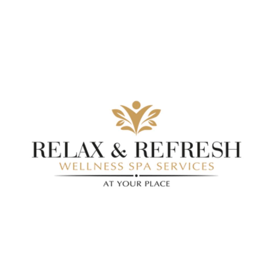 Relax & Refresh Logo