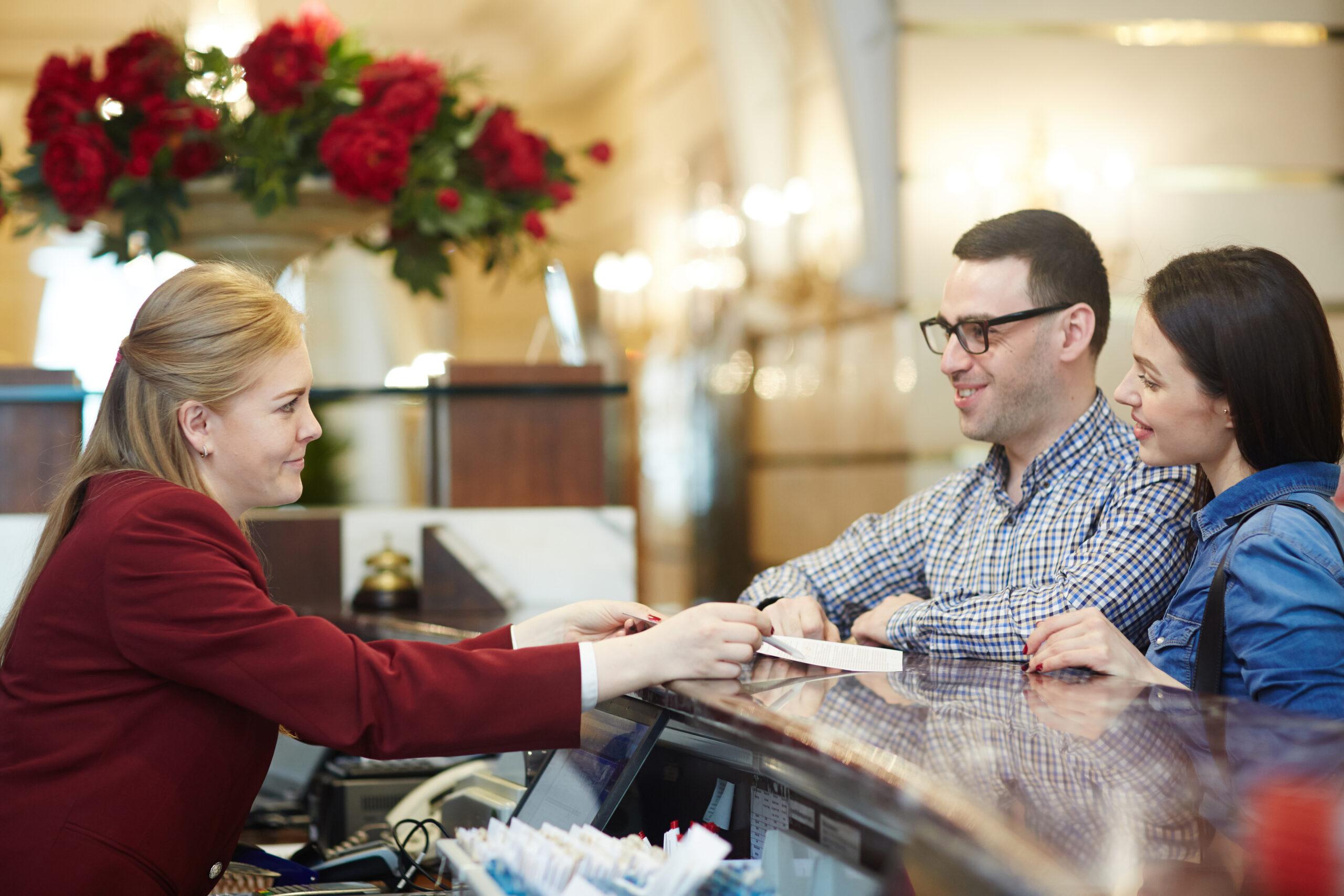 Διαφήμιση ξενοδοχείου στο διαδίκτυο